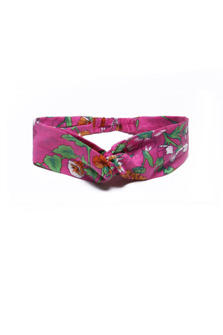 Head Band Cerise Fiore