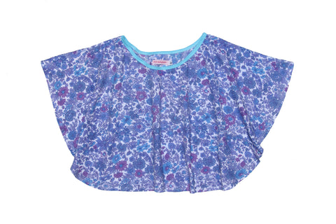 Cleo Top Blue Aster (Stealing Beauty/Tween)
