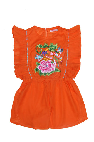 Anouk Blouse Morning Indian Flowers