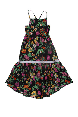 rose dress paris gypsy black (Tween/Teen)