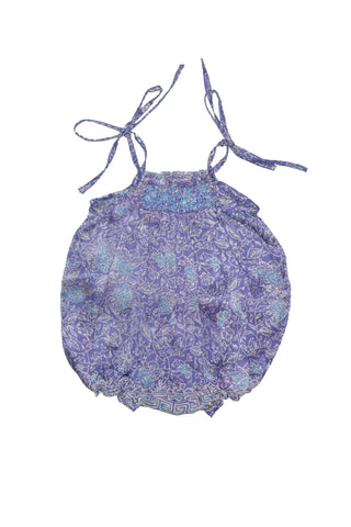 petal sunsuit Lilac Silk - online exclusive