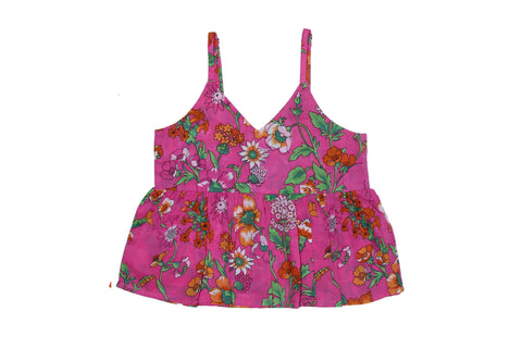 Sunshine Top Cerise Fiore