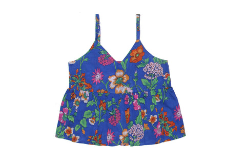 Isadora Blouse Midnight Fiore (Stealing Beauty/Tween)