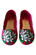 Canvas Shoes Pink Almond Blossom