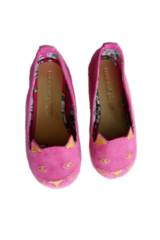 Cat Shoes Pink