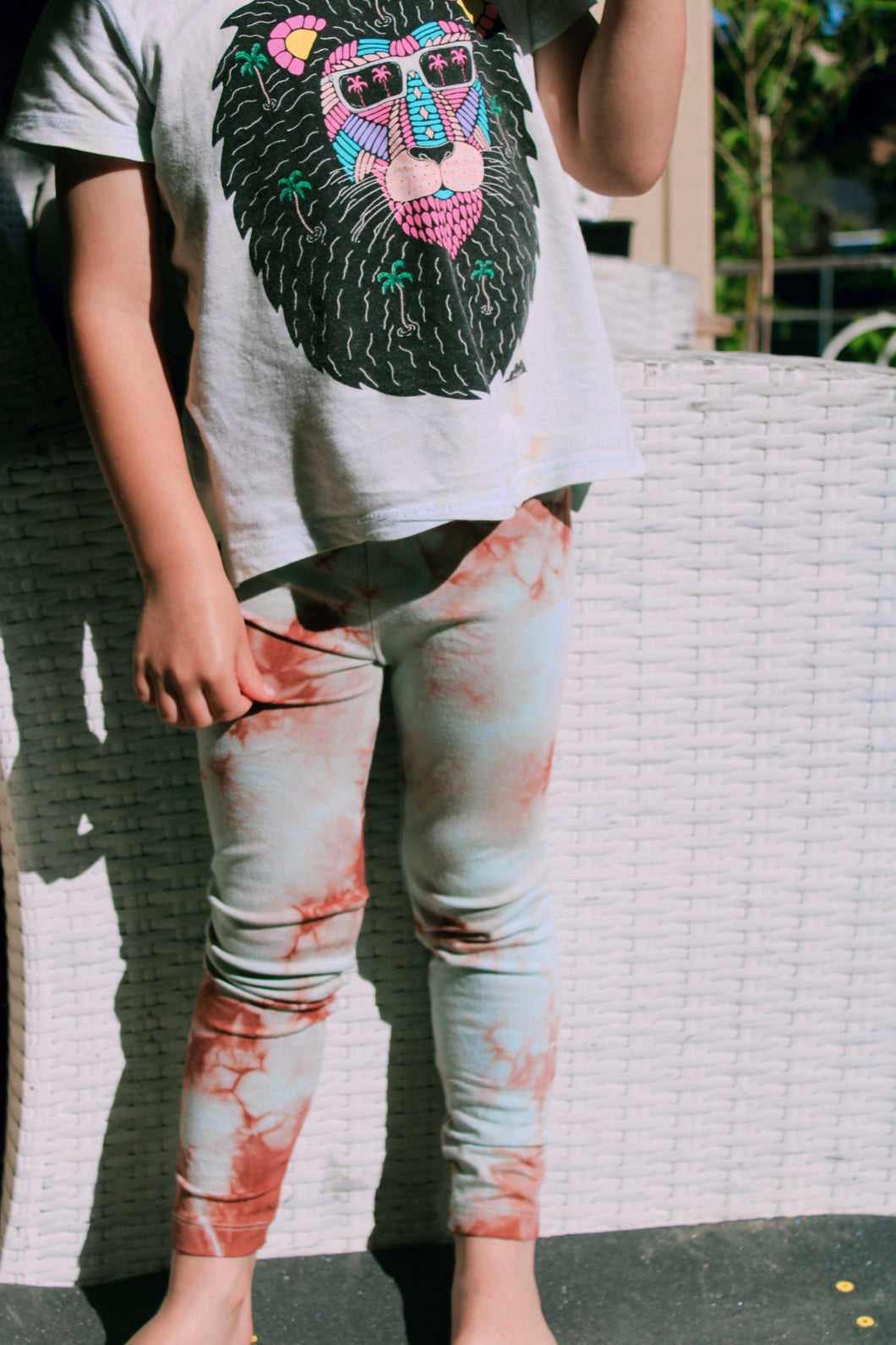 Dirt world leggings