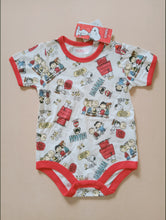 Peanuts baby romper. Size 00. With tags