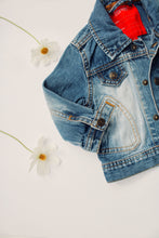 6-12 months denim jacket