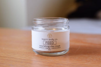 Fresh Thoughts: FEED Clay Mask Review