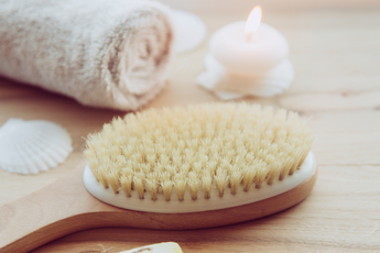 Support Your Immune System with Dry Body Brushing