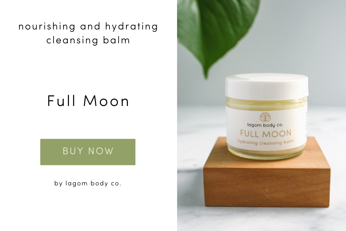 Full Moon Cleansing Balm