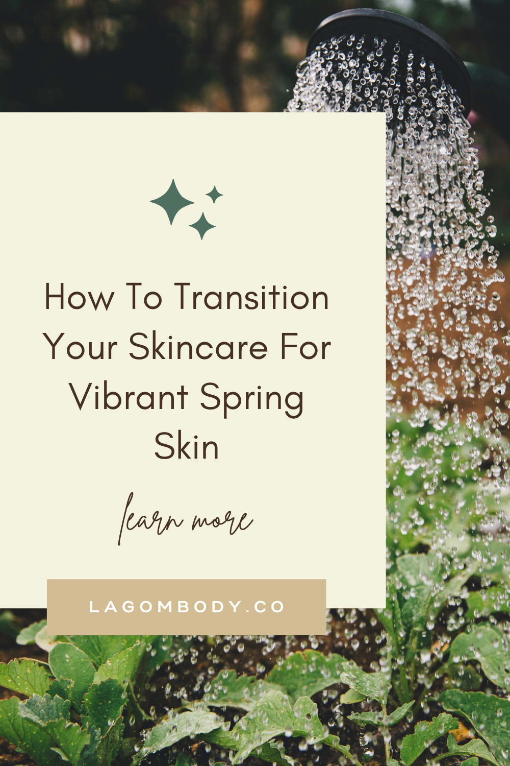 How To Transition Your Skincare For Vibrant Spring Skin