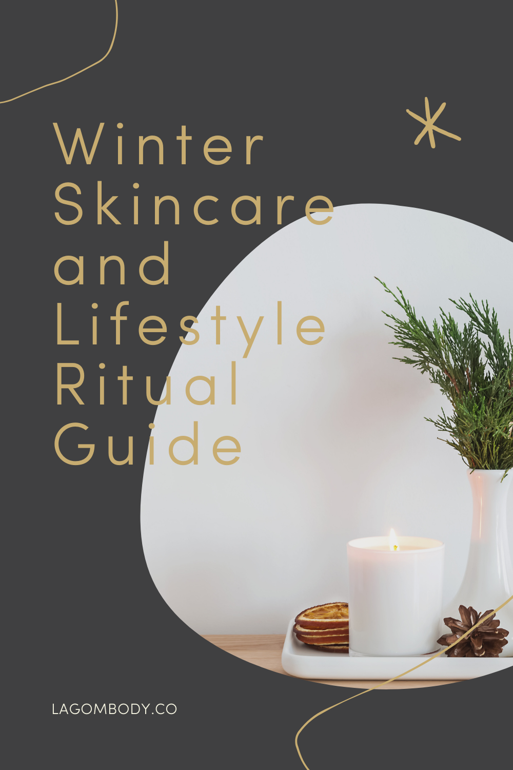 Winter Skincare and Lifestyle Guide Promo Image