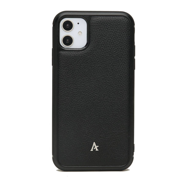 Leather Ultra Protect iPhone 11 Case - Affluent