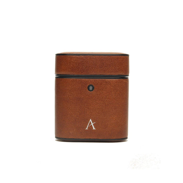 Leather AirPod Case (Natural) - Affluent