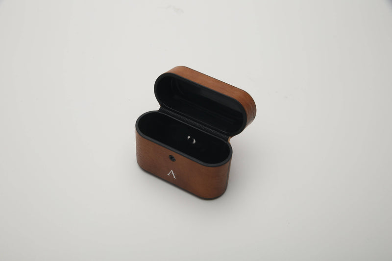 Leather AirPod Pro Case (Natural) - Affluent