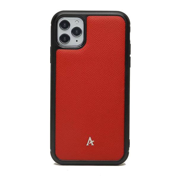 Leather Ultra Protect iPhone 11 Pro Max Case - Affluent