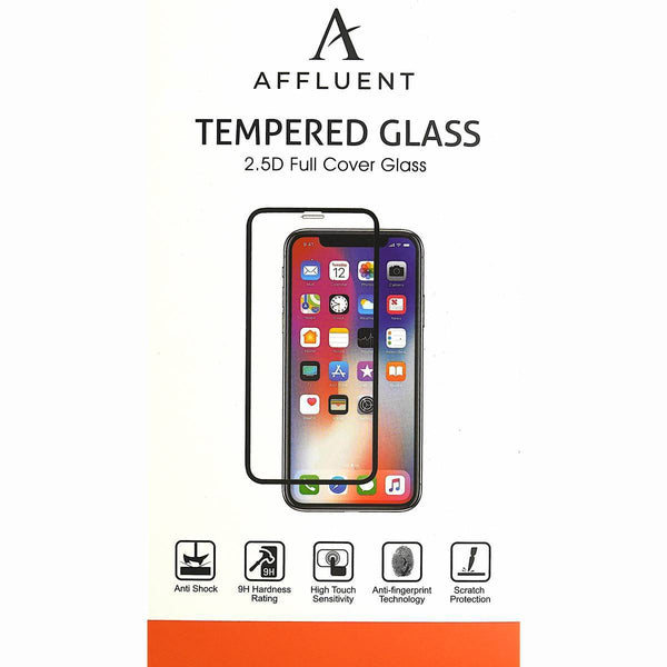 Invisible Glass Screen Protector With Installation Kit - Affluent