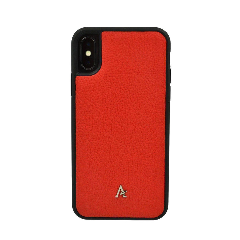 Leather Ultra Protect iPhone XS/X Case