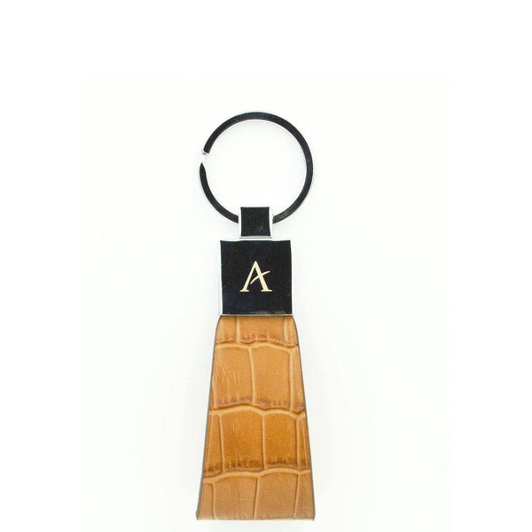 Crocodile Embossed Key Holders - Affluent