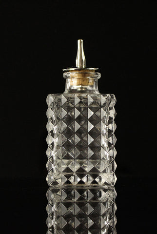 100ml Diamond Square Bitters Bottle