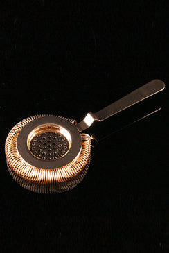 No Prong V Strainer COPPER