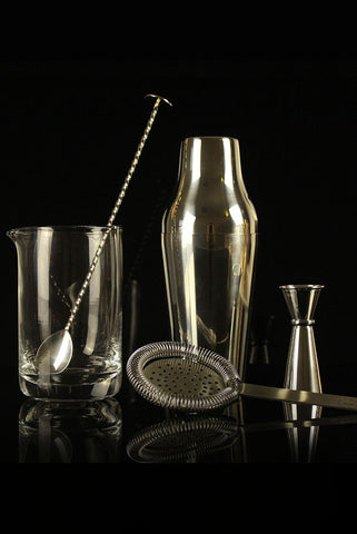 Complete Essentials Kit - Stirred & Shaken