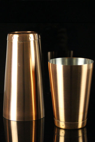28oz & 18oz Toby Tin Set COPPER