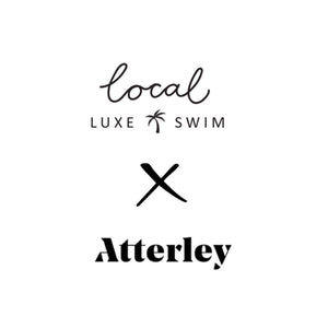 LOCAL LUXE SWIM X ATTERLEY