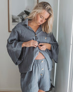 Ora Lounge Set - Dark Grey