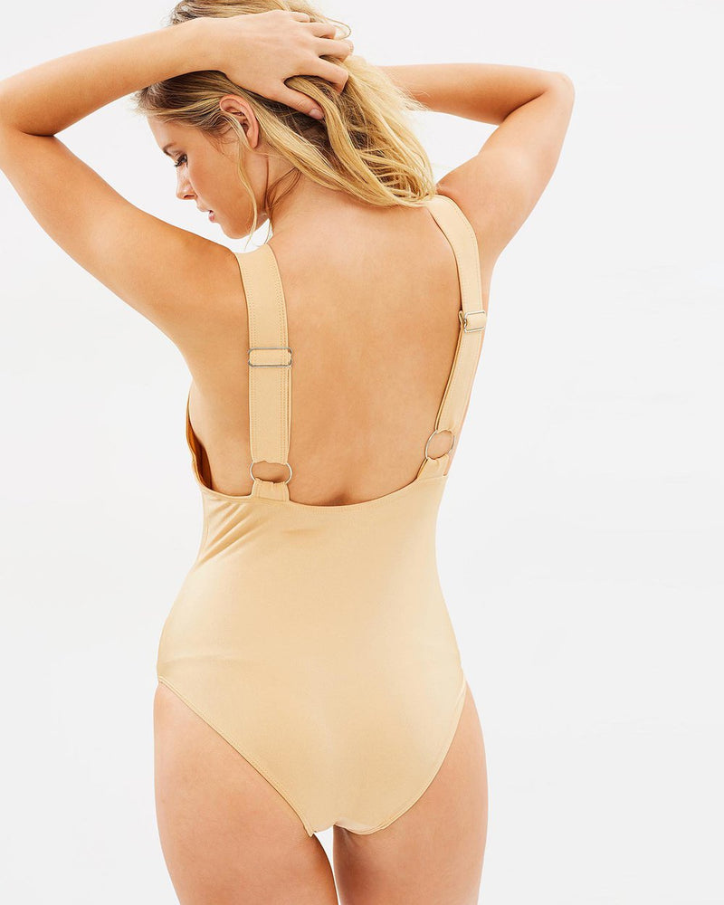 Luxe Essential One Piece - Bisque