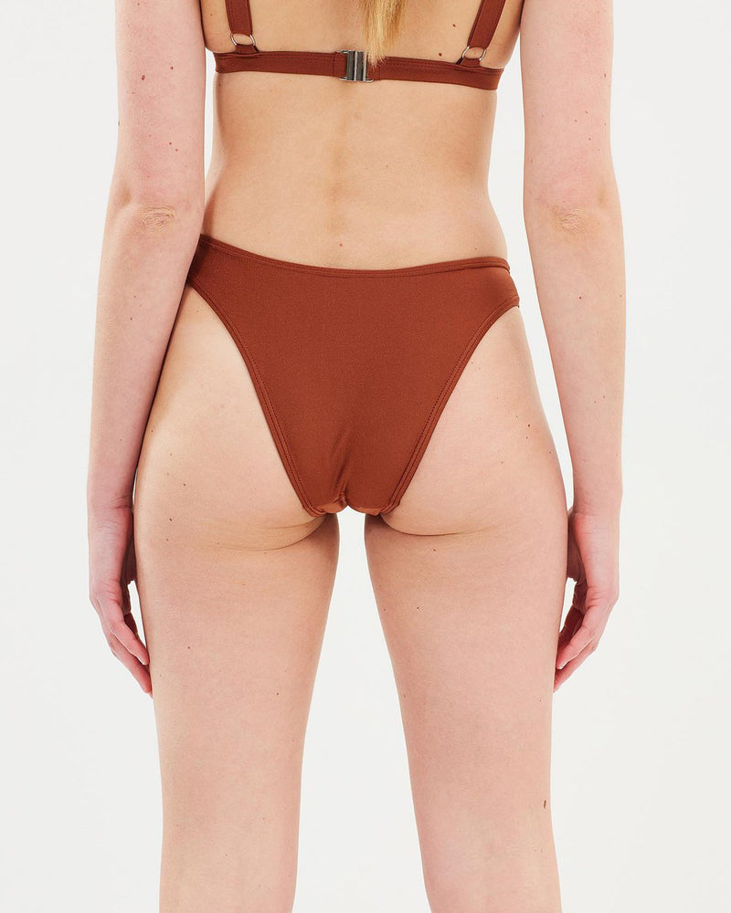 Luxe Resort Pant - Bronze