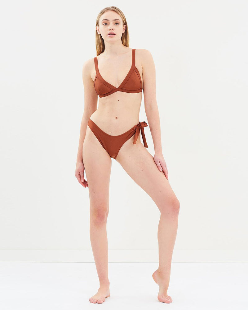 Luxe Essential Top - Bronze