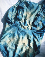 Tie Dye Essential One Piece - Blue