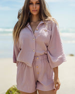 Ora Lounge Set - Baby Pink