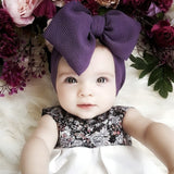 BLONDES IN BOWS Headwrap - Lavender (IN STOCK)