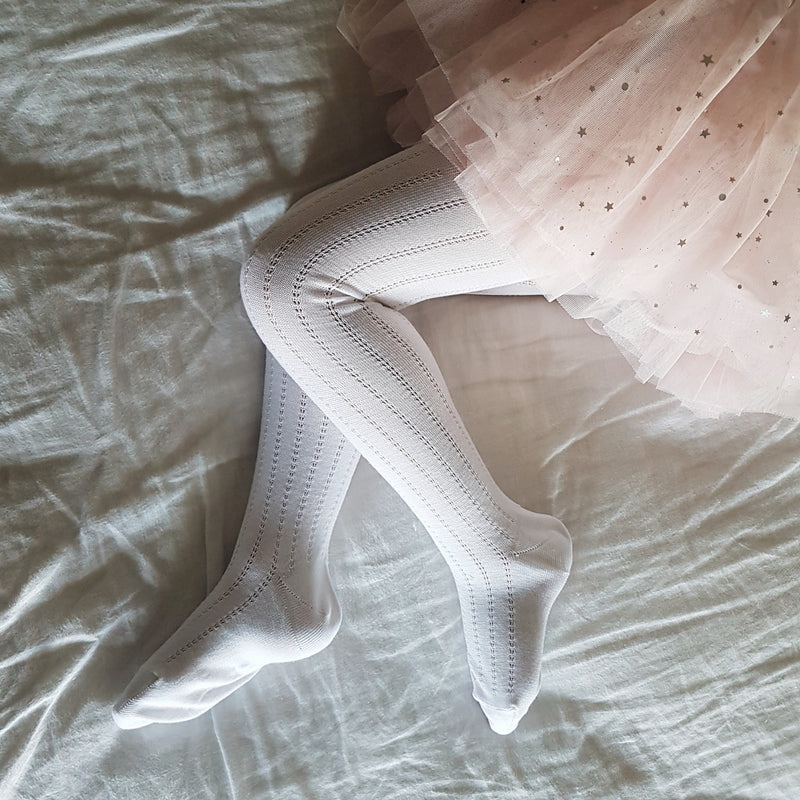 CONDOR Tights - White