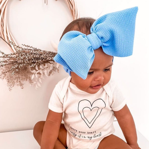 BLONDES IN BOWS Headwrap - Antoinette (PRE ORDER)