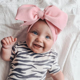 BLONDES IN BOWS Headwrap - Bubblegum (IN STOCK)