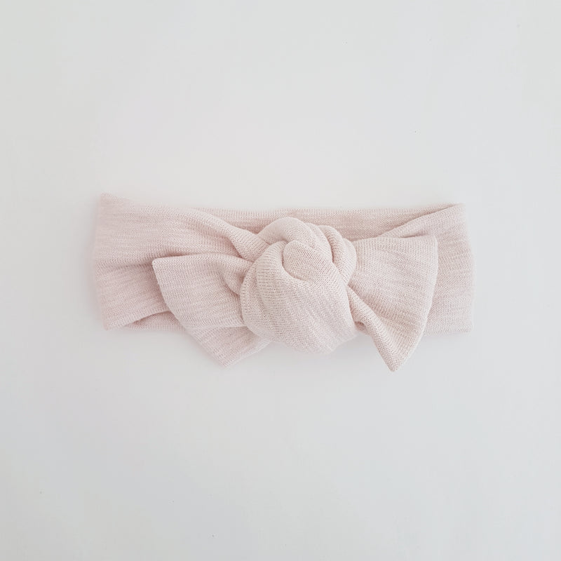 Headwrap - Barely Pink