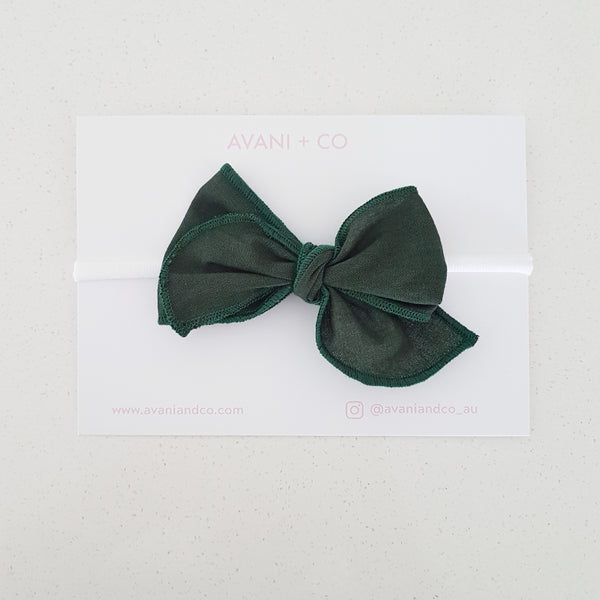 ELLOWYN HEADBAND - GREEN