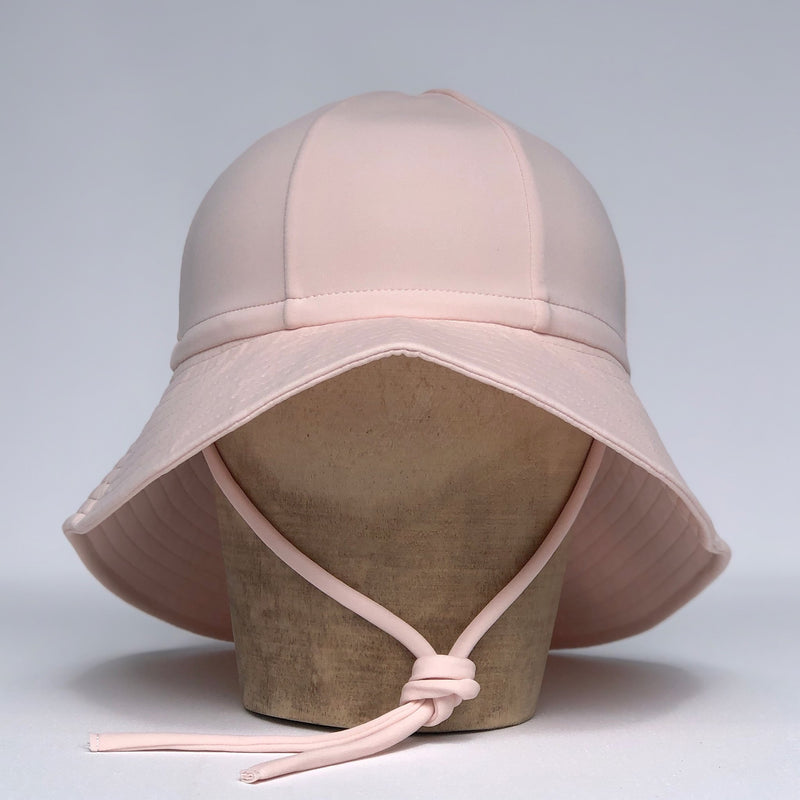 FINI. FLOPPY SWIM HAT - PALE PINK