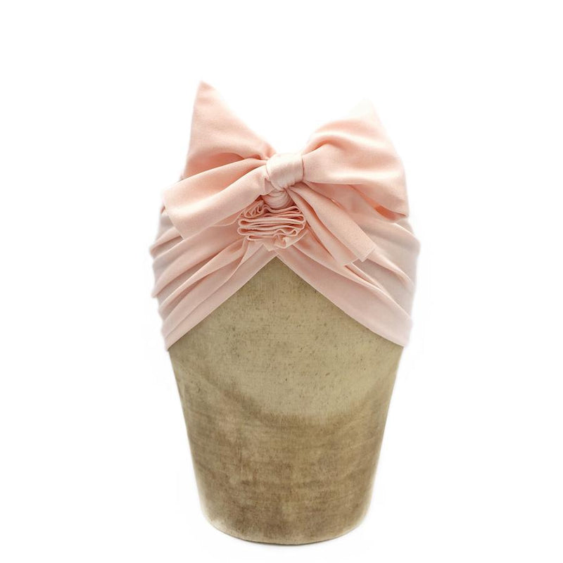 FINI. THE LABEL Headwrap - Pink Sherbert