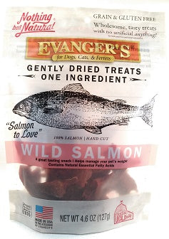 Evanger's Nothing But Natural Wild Salmon Treat