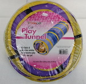 Cat Play Tunnel from Boss Pet