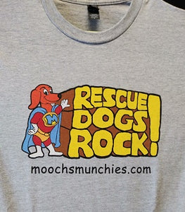 Rescue Dogs Rock T shirt