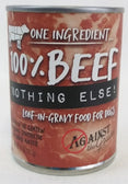 Against the Grain One Ingredient Dog Food