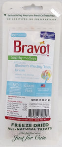 Bravo Freeze-dried Healthy Mariner's Medley Treats