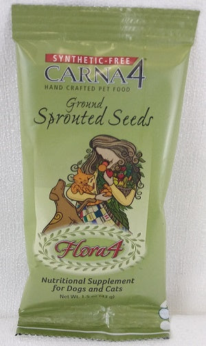 Carna4 Flora4  Ground Sprouted Seeds
