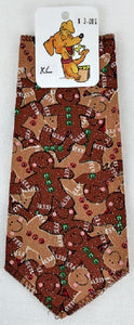 Bandana - Gingerbread Men